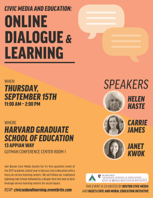 Online Dialogue and Learning