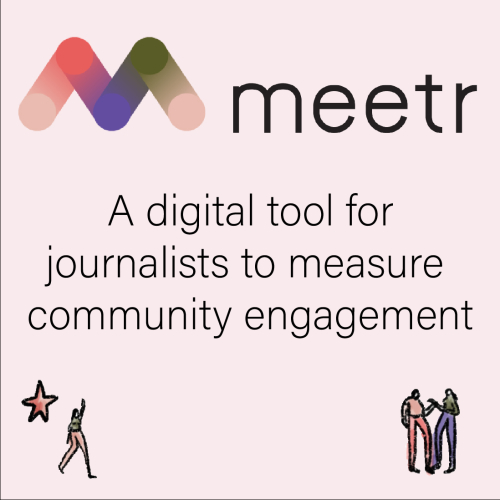 Primary Image for 'Meetr' project