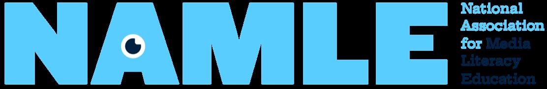 Logo for National Association for Media Literacy Education (NAMLE)