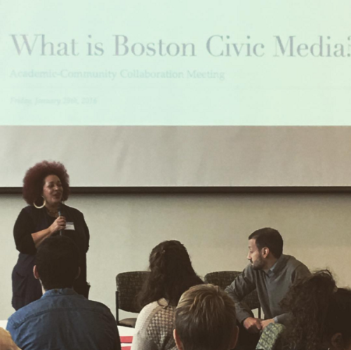 Boston Civic Media Conference, 2015