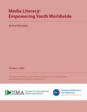 Media Literacy: Empowering Youth Worldwide