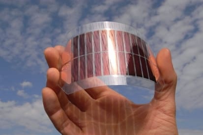 graphic about Printable Solar Cell identified as Printable, Functional, Natural Sunshine Cells Are Coming