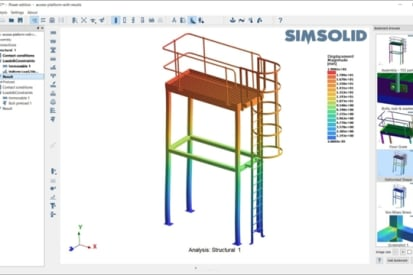 SIMSOLID Releases Professional Edition of Ludicrously Fast