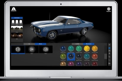 KeyShot 8 Adds Cutaways, Bubbles, Image Styles and More