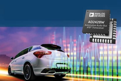 Electronics Weekly – Analog Devices Energy Metering