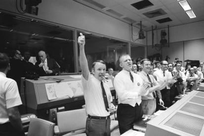 Great Moments in Engineering History: Apollo 13
