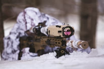 Overmatch Capability for the Warfighter: Thermal Vision and