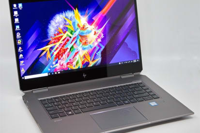Hardware Review Video: The HP ZBook Studio x360