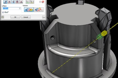 Autodesk Inventor Adds Three Major Enhancements
