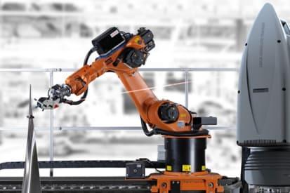 Getting Robotic Calibration on Track > ENGINEERING com