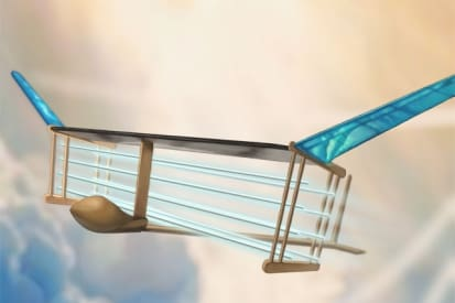 Protect Planes from Lightning Strikes -- By Electrically Charging