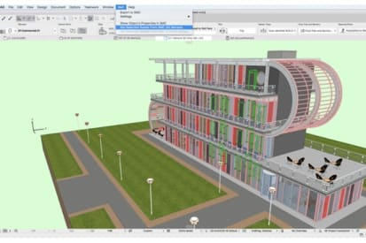 Graphisoft Strengthens Nemetschek Connections with New ArchiCAD