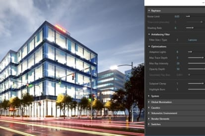 Lumion 9 3 adds LiveSync for Vectorworks > ENGINEERING com