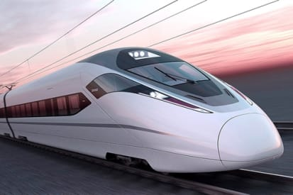 How China's High-Speed Rail Zooms Past Other Countries