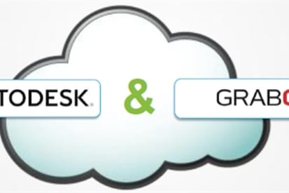 "Collaborative ""CAD in the Cloud"" from Autodesk and GrabCAD"