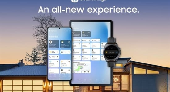 Samsung SmartThings Unveils New UI for Home IoT Applications