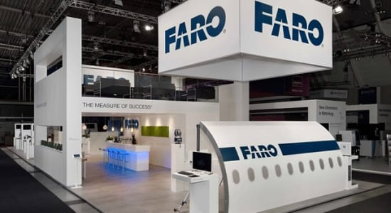 FARO to Relocate Manufacturing to U.S.-Based EMS Provider