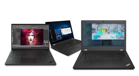 A Clean Sheet: Lenovo ThinkPad P1 Gets RTX Graphics and Bigger Screen