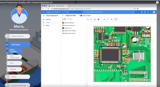 Google Cloud's Visual Inspection AI Reinvents Manufacturing Quality Control