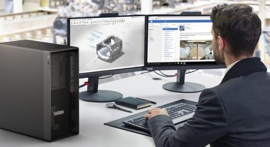Lenovo Announces New Entry-Level ThinkStation P530 Desktop Workstations