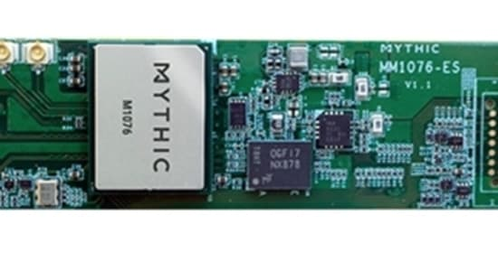 Mythic Takes Edge AI to the Next Level with Analog Matrix Processor