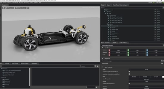 Across the Omniverse: A Tour of NVIDIA's New 3D Software Platform
