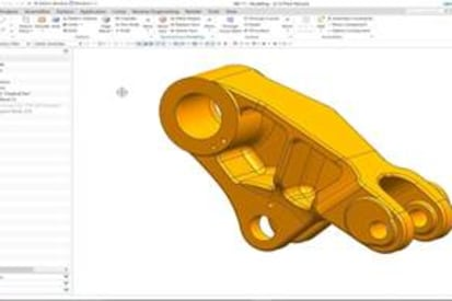 Siemens Integrates AM into NX with Materialise