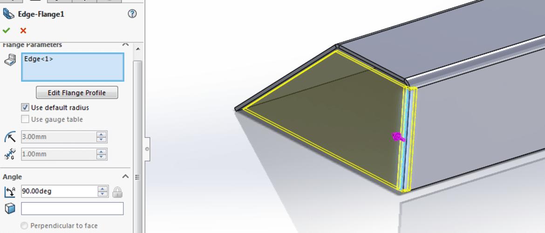 Sheet Metal Success In Solidworks Engineers Rule