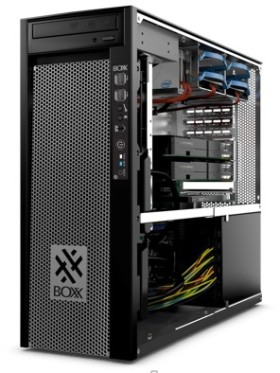 We Configured A Powerhouse Workstation From Boxx For Multi Cad And Rendering Engineering Com