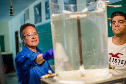New Water Treatments Address Biological and Synthetic Contaminants