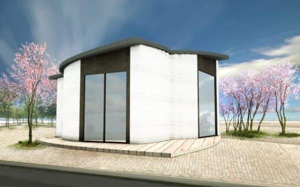 Ein 3D-gedrucktes Gebäude entsteht in Kopenhagen – aber ist die Technologie auch reif für den breiteren Einsatz?