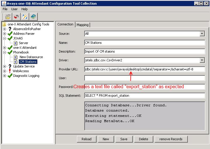 One-X Attendant phonebook - Avaya: CM/Aura (Definity) - Tek-Tips