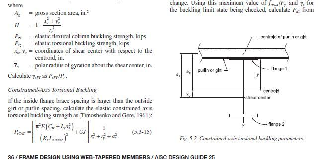 Beam bracing - Structural engineering general discussion