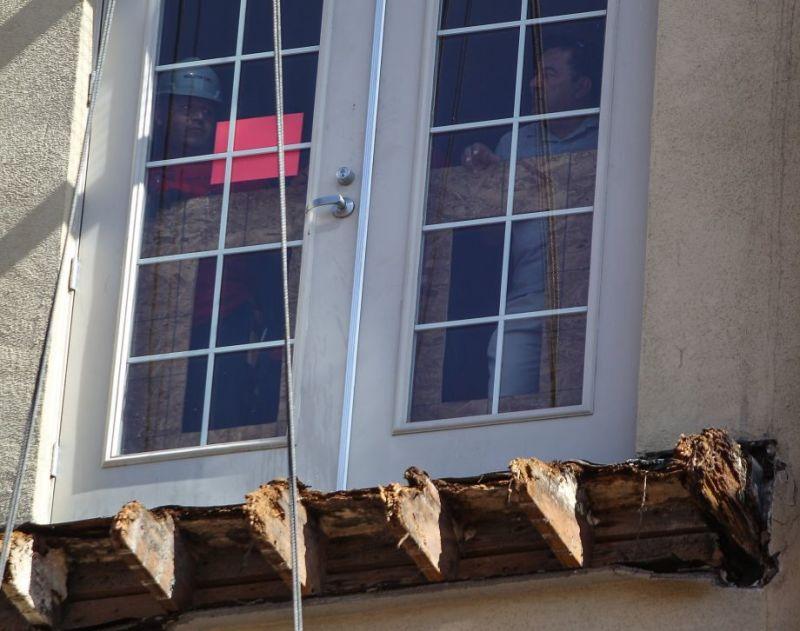 RE: Balcony Collapse In Berkley, CA