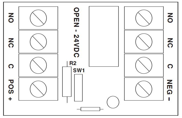 altronix relays wiring diagrams avaya ip office with contact closure setup avaya ip office  avaya ip office with contact closure