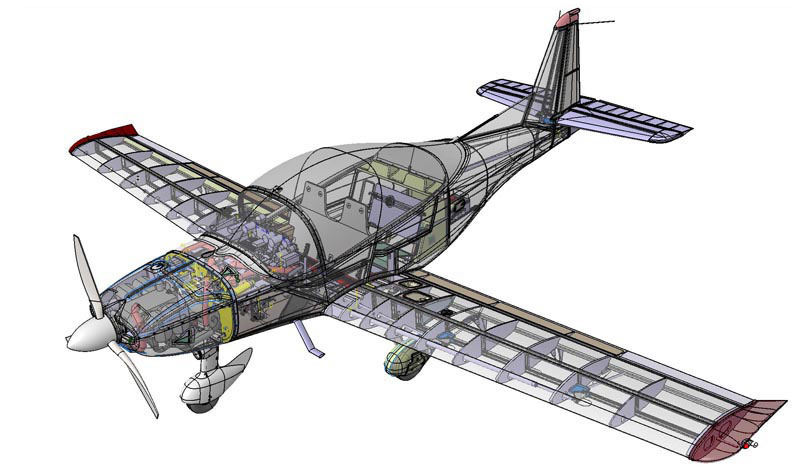 Using Cad To Help With Aircraft Conceptual Design