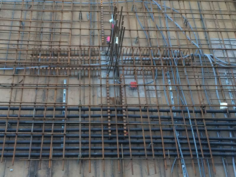 Conduits through Stud Rails - Structural engineering ...