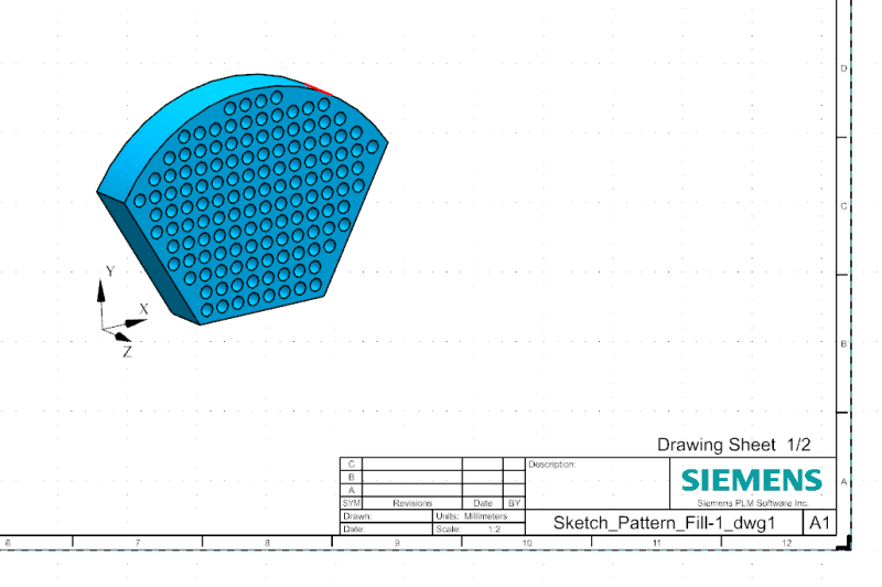 Coordinate System Symbol In Drafting Siemens Ugnx Eng Tips