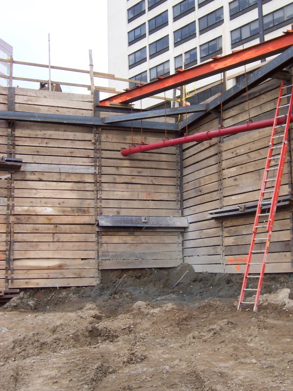 Why Do We Need Corner Braces in Shoring Systems - Earth