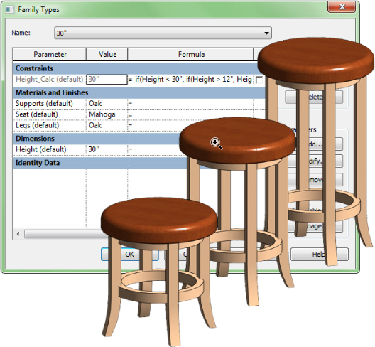 Modeling Basics: How to Create Simple Parameters in Revit