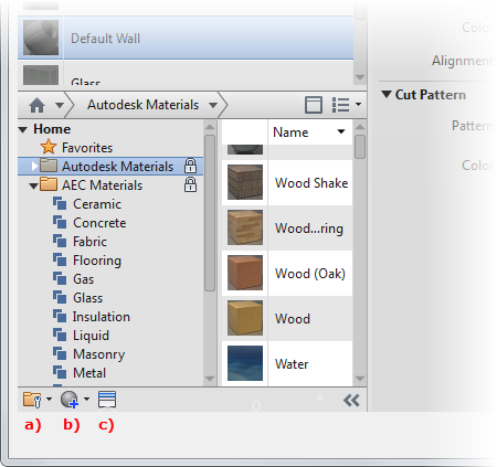 Applying Materials in Revit > ENGINEERING com