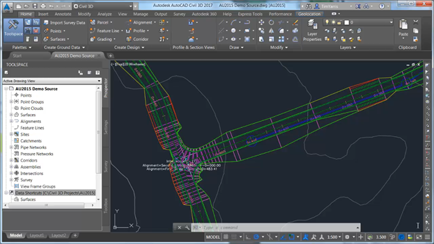 What's New in Civil 3D 2017 - CADdigest
