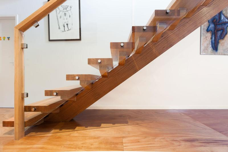 Stair Stringer Engineered Timber And Torsion