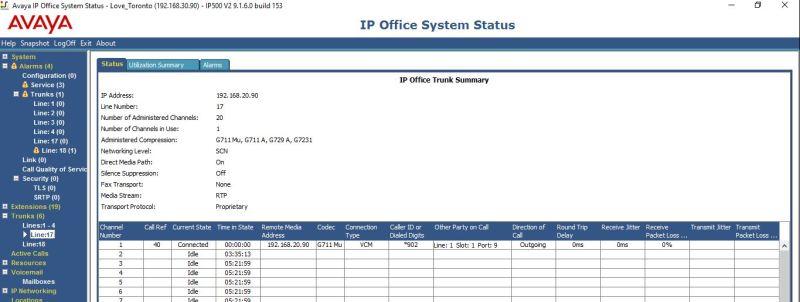 Centralized voice mail won't answer    - Avaya: IP Office