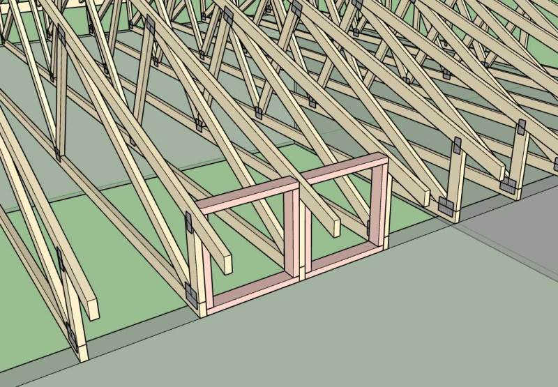 Truss Heel Blocking Structural Engineering General