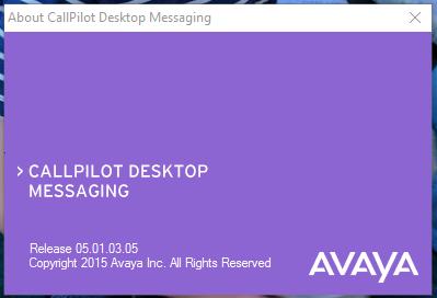 CallPilot w/ Office 365 issues - Nortel: CallPilot messaging