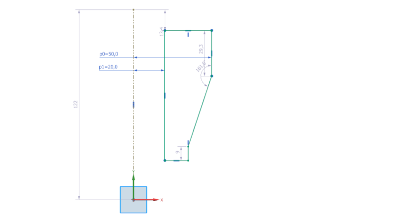 Dimensions in Sketches - Siemens: UG/NX - Eng-Tips