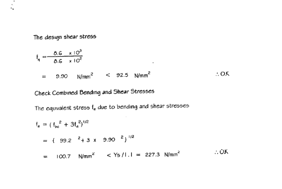 what is the reference of this steel design formula