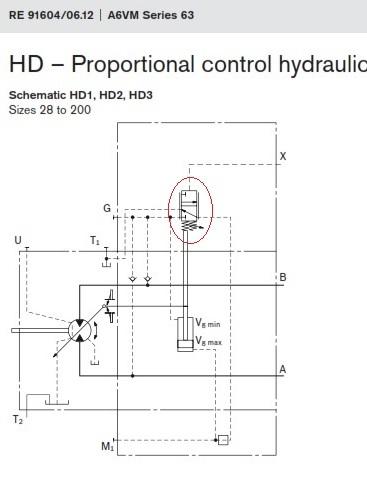 hydraulic pump manifold issue to understand fluid power rh eng tips com  hydraulic manifold block schematic