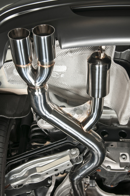 Exhaust drone causes, and reduction techniques - Engine
